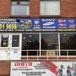 Reparamos Domicilios en Bogotá