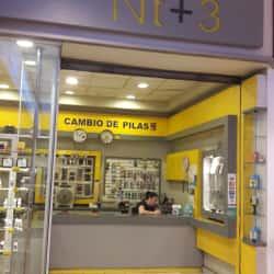 Nt+3 - Mall Plaza Vespucio en Santiago
