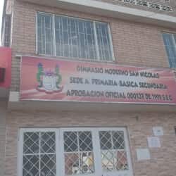 Gimnasio Moderno San Nicolas en Bogotá