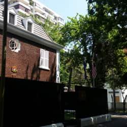 Embajada de Malasia en Santiago