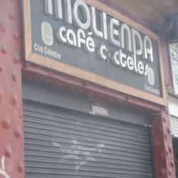 Bar Molienta Café Cocteles en Bogotá