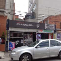 Interrapidisimo Chicó Rincón en Bogotá