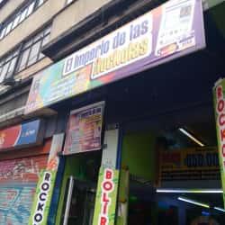 El Imperio de las Rockolas  en Bogotá