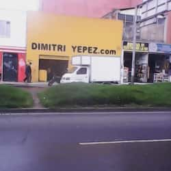 Dimitri Yepez.com Calle 72 en Bogotá