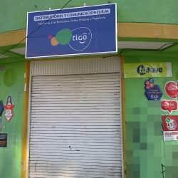 Café Internet Distribuciones y Comunicaciones en Bogotá