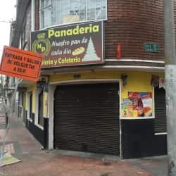 Panadería Nuestro Pan de Cada Día en Bogotá