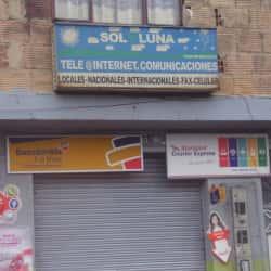 Café Internet Tele Internet Sol y Luna El Mejor en Bogotá