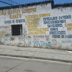 Repuesto y Arreglos de Vehiculos en Bogotá