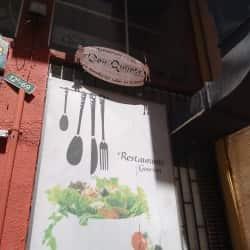 Restaurante Cafe Don Quijote Gourmet  en Bogotá