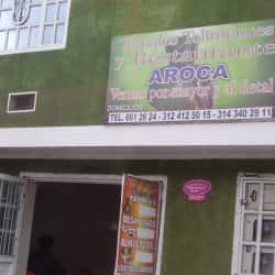 Tamales Tolimenses y Restaurante Aroca  en Bogotá