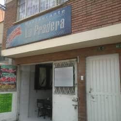 Restaurante la pradera en Bogotá