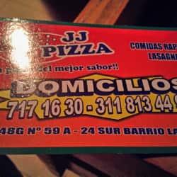 J J Pizza en Bogotá