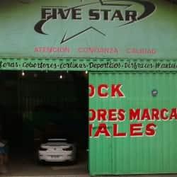 Five Stars en Santiago