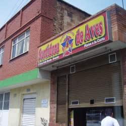 Surtidora Rapiexpress de Aves en Bogotá