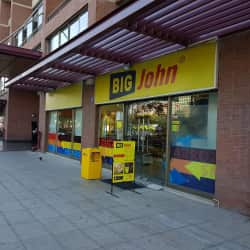 Big John - Américo Vespucio en Santiago