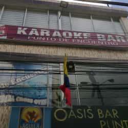 Karaoke Bar Punto de Encuentro en Bogotá