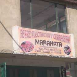 Ferre Electricos y cerrajería Maranata  en Bogotá