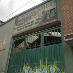 Piscitinas  HE.A en Bogotá