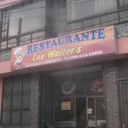 Restaurante Los Walter's  en Bogotá