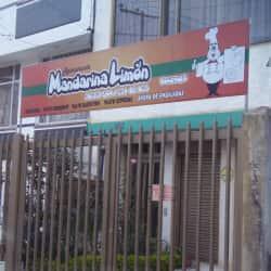 Restaurante Mandarina Limon  en Bogotá