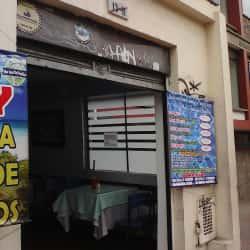 Restaurante Y Pescaderia Mares del Pacifico en Bogotá