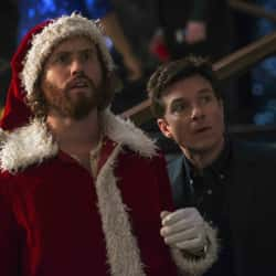Fiesta de Navidad en la Oficina