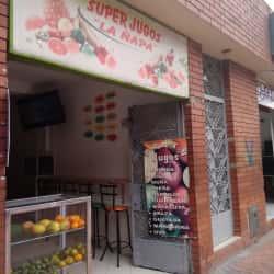 """Super Jugos """"La Ñapa""""  en Bogotá"""