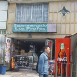 Supermercado los profes en Bogotá