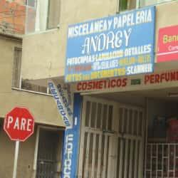 Miscelanea y Papeleria Andrey en Bogotá