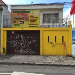 Pachos Gourmet Restaurante en Bogotá