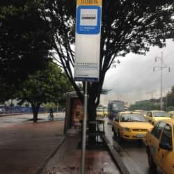Paradero SITP Parque Metrópolis - 015A04 en Bogotá