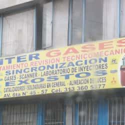 Inter Gases  en Bogotá