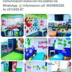 Jardín Infantil Luz del Mañana en Bogotá