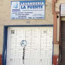 Lavandería La Fuente en Bogotá