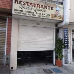 Restaurante Rancho Grande en Bogotá