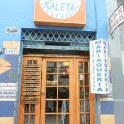 Marisquería caleta pan de azucar en Santiago
