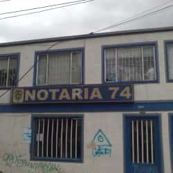 Notaría 74 - Calle 80I en Bogotá