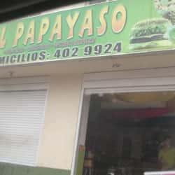 El Papayaso en Bogotá
