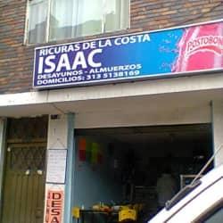 Ricura De La Costa Isaac en Bogotá