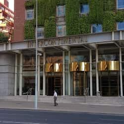 Hotel Intercontinental Santiago en Santiago