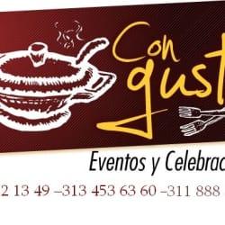 Eventos y Celebraciones Con Gusto en Bogotá