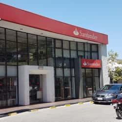 Banco Santander Vitacura Vitacura en Santiago