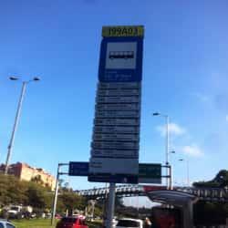 Paradero SITP Estación Suba - Avenida Boyacá - 199A03 en Bogotá