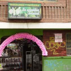 Miscelanea y Papeleria La Orquidea Tropical en Bogotá