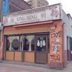 Restaurant Xing Ming en Santiago