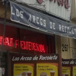 Restaurant Los Arcos de Recoleta en Santiago