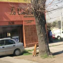 Restaurant La Comilona en Santiago