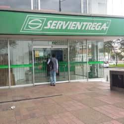 Servientrega Catastro en Bogotá