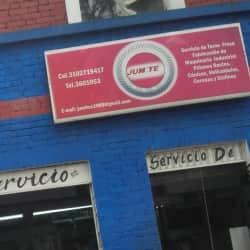 jum te en Bogotá