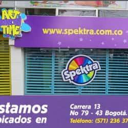 Art Party Time en Bogotá